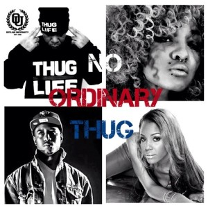 no rordinary thug cover